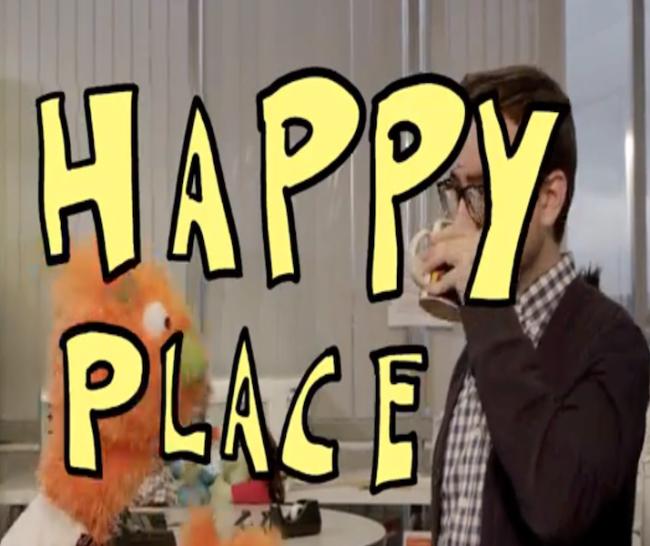 "Video Licks REHASH: HAM PALS' ""Happy Place"""