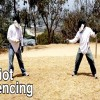 Video Licks: Idiot Fencing Part Trois