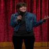 Video Licks: Cameron Esposito Rocks The Late Late Show Denim-Style