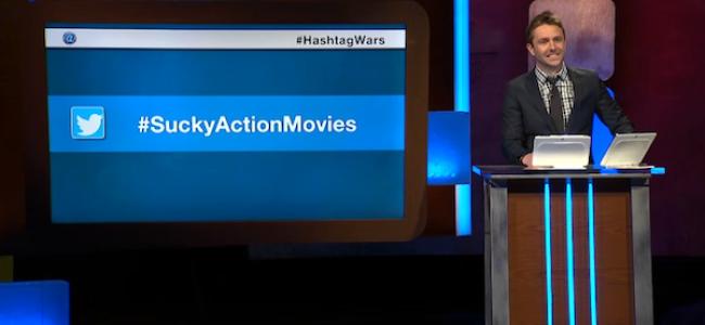 Sweet Tweets: The Best @midnight #SuckyActionMovies Tweets