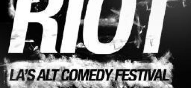 Layers: RIOTLA Fest starts THIS THURS Jan 9th!