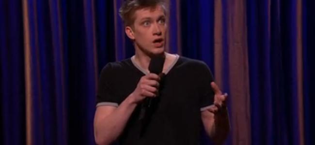 Video Licks: Daniel Sloss Gets Edgy on Conan