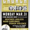 Quick Dish: DO NOT MISS Church at the Church TONIGHT!