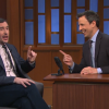 Video Licks: Steve Coogan Talks 'Alan Partridge' on Late Night with Seth