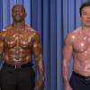 "Video Licks: 'The Tonight Show Starring Jimmy Fallon' Debuts The ""Nip Sync Duet"" ft. Terry Crews"