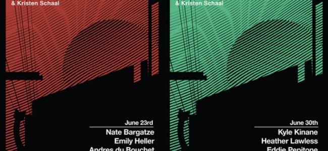 Quick Dish: HOT TUB Show is Recording an Album June 23 & June 30th!