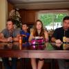 Video Licks: SASQUATCH Sketch Babysits a Kid SO CUTE, It's Criminal
