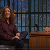 Video Licks: Weird Al Joins Seth Meyers to Talk About That Sweet #1 Spot
