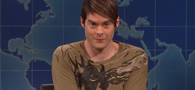 Video Licks: Stefon Returns to SNL's Weekend Update