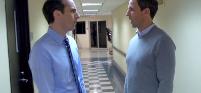 Video Licks: Late Night With Seth Meyers' 'Sorkin Sketch' is Pure Fun
