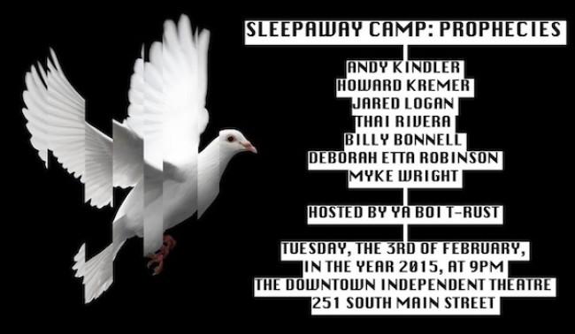 Quick Dish: TONIGHT 2.3 Sleepaway Camp Gets Astrological
