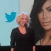 Video Licks: The Divine Miss M Sings Kim Kardashian Tweets on Kimmel