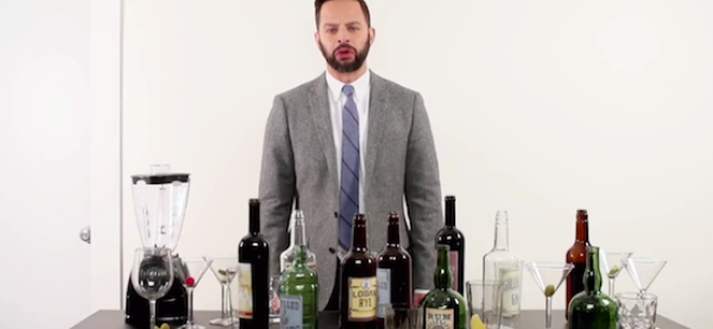 Video Licks: Introducing The Desk Swipe