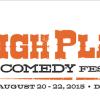 Quick Dish: High Plains Comedy Festival 8.20-22 in Denver, CO ft. Anthony Jeselnik