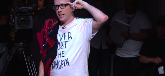 Video Licks: Watch Sleepy Chris Gethard Write Monologue Jokes For Seth Meyers