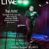 Quick Dish: Neil Hamburger LIVE 8.30 at The Satellite