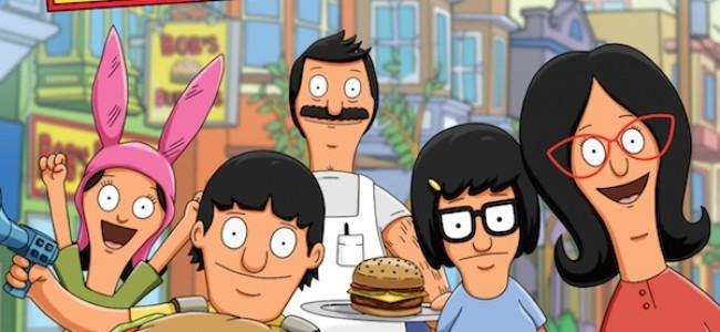 Tasty News: BOB'S BURGERS is BACK This Sunday 9.27 on Fox