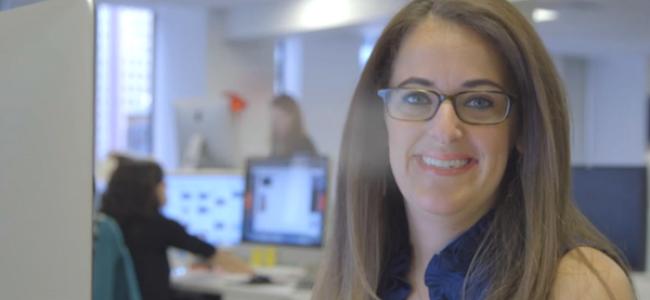 Video Licks: KARA KLENK Shares Some 'Office Secrets'