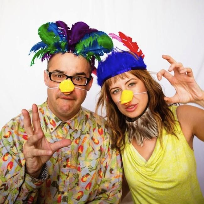 Quick Dish: SURPRISE! Comedy in The Springtime 4.30 in Mar Vista
