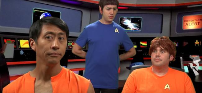 Video Licks: The Enterprise Crew Battles Pokémon in This Stellar SPOOF TROUPE Parody