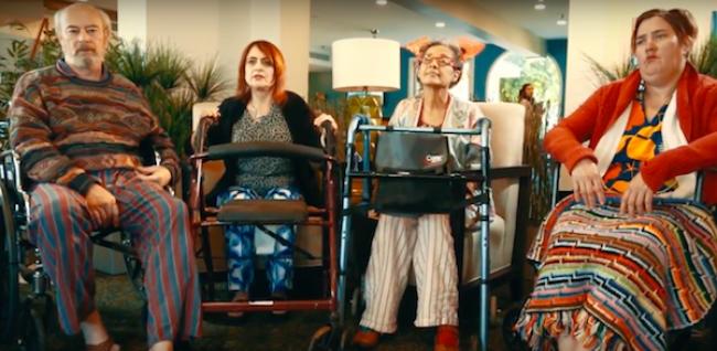 "Video Licks: Watch Nightpantz's Nursing Home Vision, ""Nursing Homiez"""