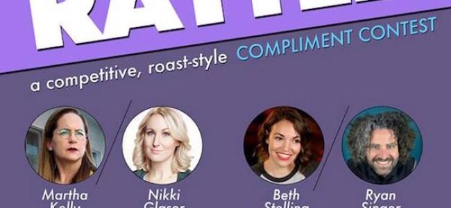 Quick Dish LA: Don't Miss Compliment Contest BOAST RATTLE 2.13 at NerdMelt Showroom