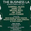 Quick Dish LA: TONIGHT Check Out THE BUSINESS LA at Little Joy in Echo Park