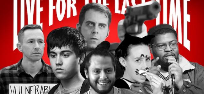 Quick Dish LA: LIVE FOR THE LAST TIME Show Premieres 4.7 at NerdMelt Showroom