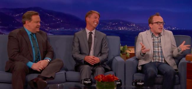 "Video Licks: CHRIS GETHARD Talks ""Career Suicide"" on CONAN"