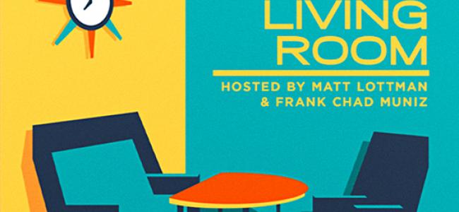 Quick Dish LA: COMEDY LIVING ROOM Tomorrow at The Hollywood Improv Lab