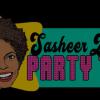 "Video Licks: SASHEER ZAMATA PARTY TIME! Plays The Improv Game ""No Gray Areas ft. Chris Gethard & Hadiyah Robinson"