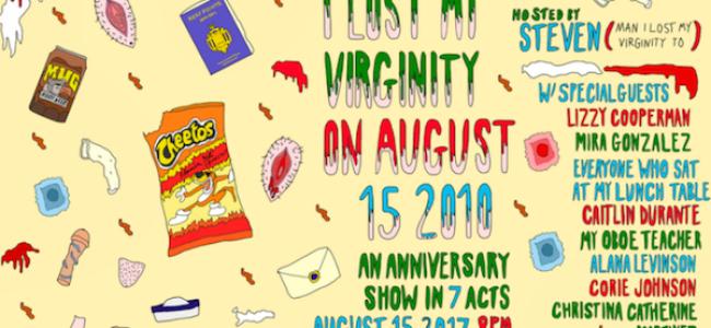 Quick Dish LA: Jamie Loftus' I LOST MY VIRGINITY Show 8.15 at Lyric Hyperion