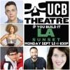 Quick Dish LA: IF YOU BUILD IT 9.25 at UCB Sunset ft. MST3K's Hampton Yount