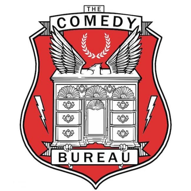 Quick Dish LA: THE COMEDY BUREAU Celebrates It's 7th Anniversary 10.22 at Nerdist Showroom