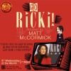 Quick Dish NY: GO RICKI! Halloween Edition 10.18 at QED Astoria