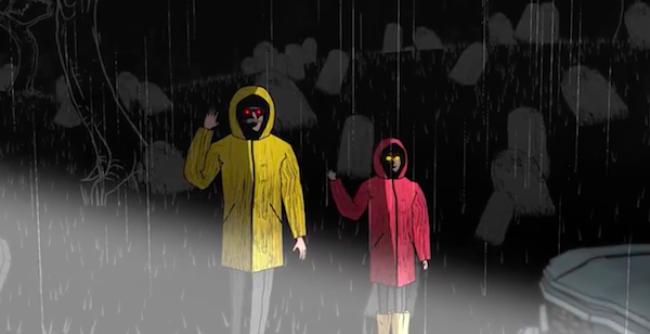 Video Licks: Have Some GRAVEYARD FUN with John Hodgman (ft. Eugene Mirman)