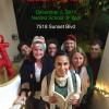 Quick Dish LA: HARVARD SAILING TEAM Holiday Show 12.2 at Nerdist School Stage