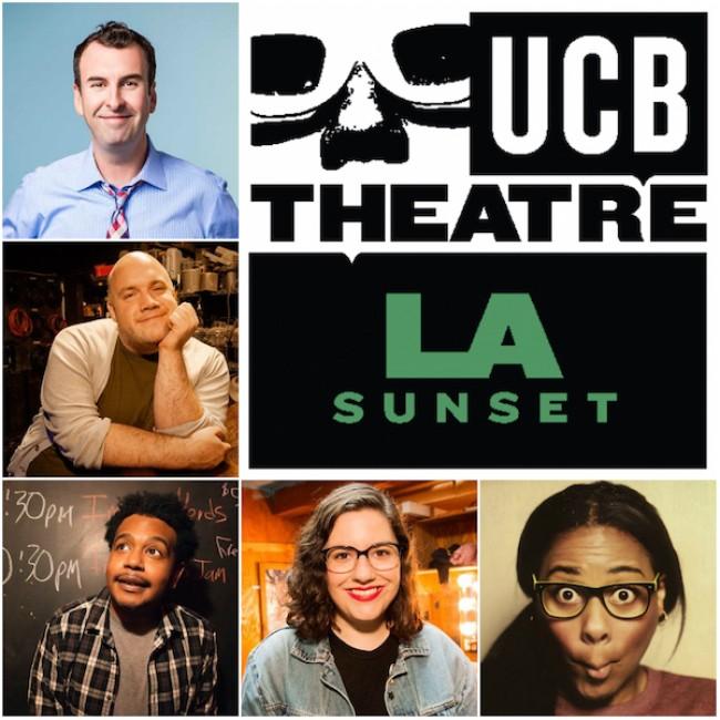 Quick Dish LA: MONDAY 1.29 IF YOU BUILD IT at UCB Sunset ft. Matt Braunger & More!