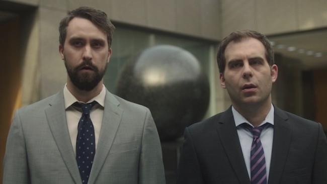 """Video Licks: """"Corporate"""" Men Matt Ingebretson, and Jake Weisman Talk Horrible Jobs & Hallucinogens"""