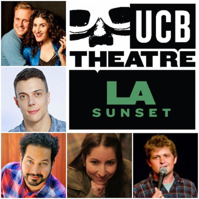 Quick Dish LA: IF YOU BUILD IT 4.2 at UCB Sunset ft. Kate Berlant & John Early