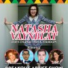 Quick Dish NY: NATASHA VAYNBLAT Does Characters & Standup 6.12 at Carolines