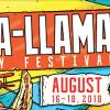 TASTY NEWS: The Inaugural PET-A-LLAMA Comedy Festival August 16-18th in Petaluma