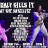 Quick Dish LA: JON DALY KILLS IT 7.24 at The Satellite