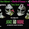 Quick Dish NY: Experimental Comedy & Variety with JOKE NO MORE 8.11 at Vital Joint
