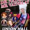 Quick Dish NY: DR. NATASHA/ MR. VAYNBLAT Hybrid Show 10.17 at Union Hall