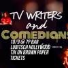 Quick Dish LA: TV WRITERS & COMEDIANS Show & Mixer 10.9 at Bar Lubitsch