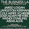 Quick Dish LA: THE BUSINESS LA Comedy Show Tonight at Little Joy