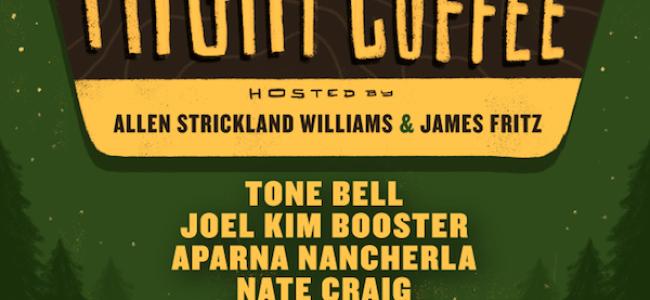Quick Dish LA: Enjoy Some NIGHT COFFEE This Sunday at Bigfoot Lodge