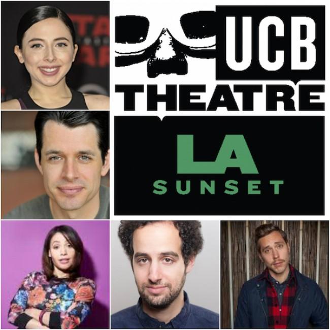 Quick Dish LA: IF YOU BUILD IT 10.22 at UCB Sunset ft. Esther Povitsky & More!
