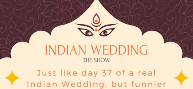 Quick Dish LA: INDIAN WEDDING Show 12.14 at Three Clubs